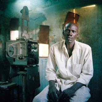 """Projet """"DERNIÈRES SÉANCES"""" , cinéma le Ciné Manding, Bamako, Mali"""