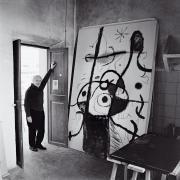 Mirò à Son Boter, avec Poème, 1966