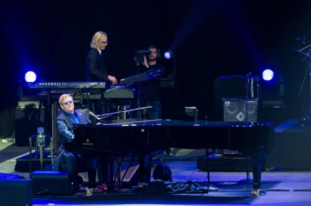 Elton John, photo: Lionel Flusin